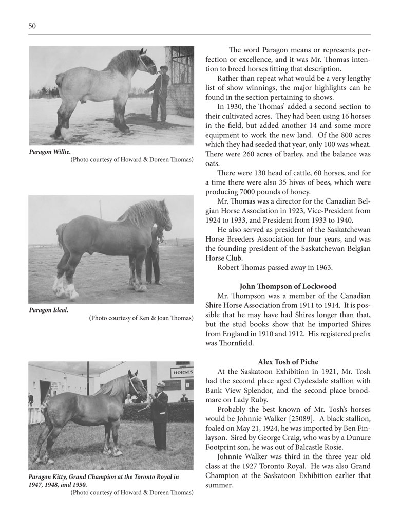 Page 50 of Horses, Harness and Homesteads
